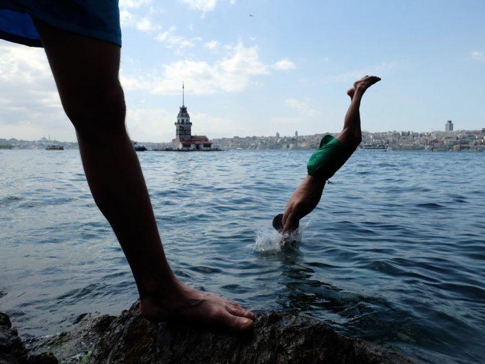 Salacaktan Denize